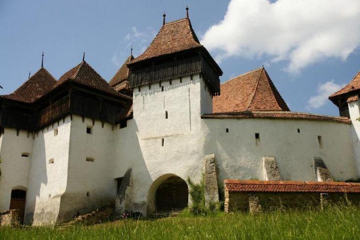Satele sasesti din inima Transilvaniei - o zona fermecatoare din Romania.
