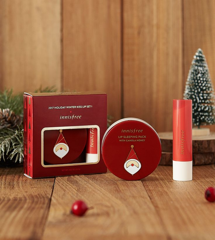 2017 Holiday winter kiss lip set::Winter Kiss Lip set for the moisturized and pigmented lips.