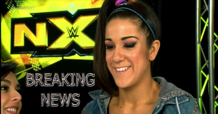 NXT 6/15/16 BAYLEY'S BIG UPDATE! DETAILS ON BAYLEY NXT RETURN ON WWE NXT...