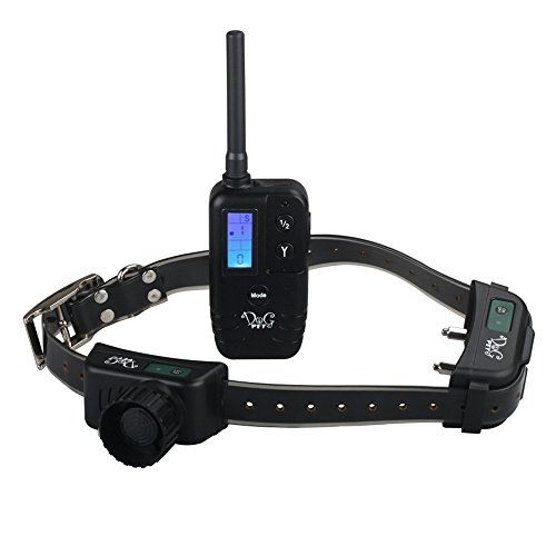 Special Offers - Waterproof LCD Remote Pet Trainer Hunter Training Collar Beeper Collar and Bark Limiter for Dog - In stock & Free Shipping. You can save more money! Check It (September 30 2016 at 02:54PM) >> http://dogcollarusa.net/waterproof-lcd-remote-pet-trainer-hunter-training-collar-beeper-collar-and-bark-limiter-for-dog/