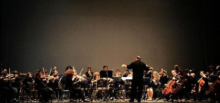 VISIT GREECE| Kalamata International Dance Festival 2014 Petrosoupa, symphonic orchestra of Young, Municipal Odeon of Kalamata