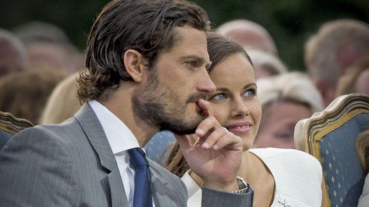 Drei Monate nach ihrer Hochzeit sind Sofia und Carl Philip verliebter denn je. Klick: So schön war ihre Traumhochzeit!