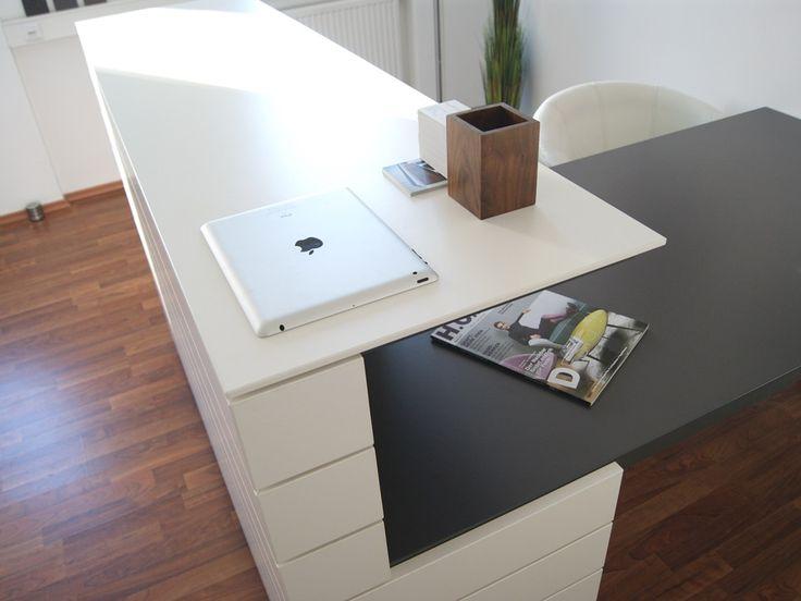 Arbeitsplatz | krumhuber.design | Schauraum  #planung #einrichtung #architektur