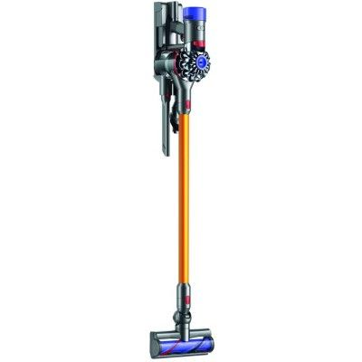 Buy DYSON V8 Absolute Cordless Bagless Vacuum Cleaner - Nickel & Iron at Atlantic Electrics #dyson #vacuumcleaner #floorcleaner