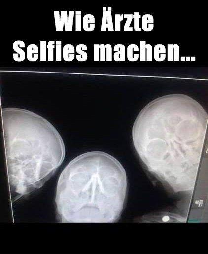 Ärzte Selfies