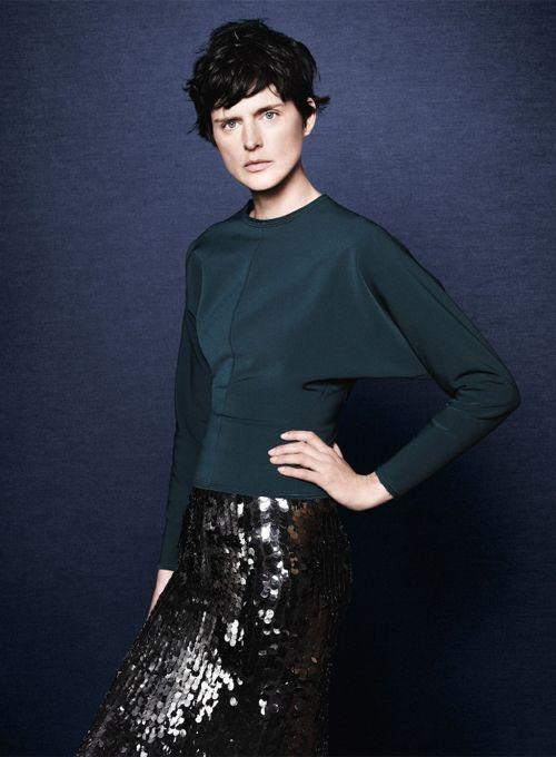 Zara online winterjacke