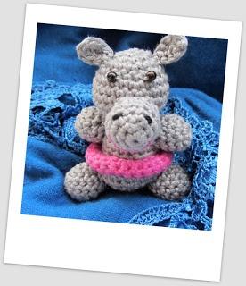 Nina the Hippo