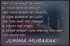Jumma Mubarak!