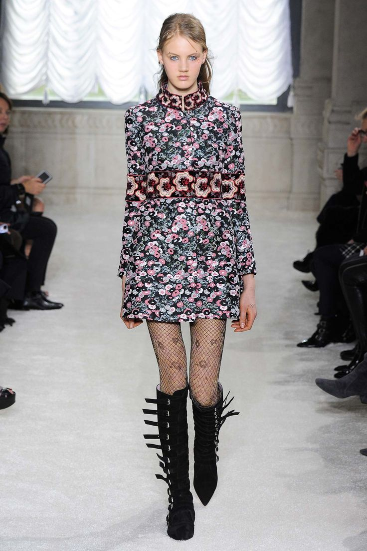 Giamba - Fall 2015 Ready-to-Wear