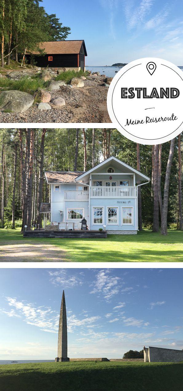 Die besten Spots für deinen Roadtrip durch Estland mit vielen Tipps #roadtrip #camping #baltikum