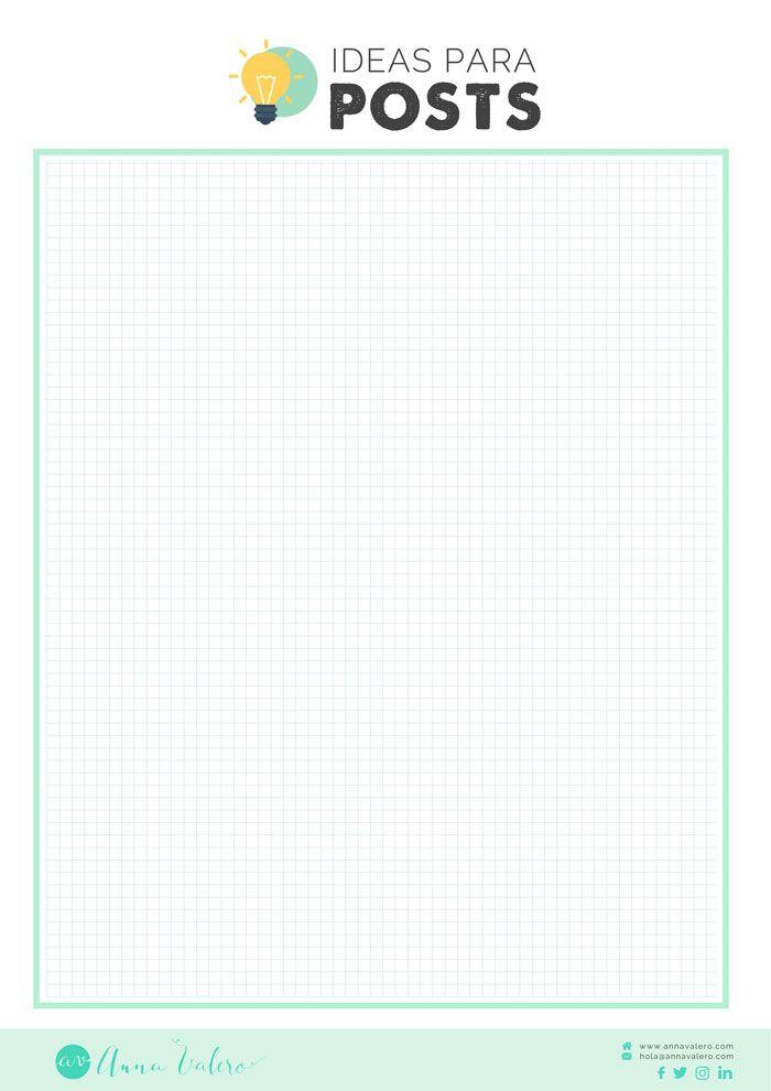 Ms de 25 ideas increbles sobre plantillas de calendario en planificador de blogs para imprimir annavalero imprimible freebie urtaz Choice Image