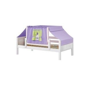 3420-075 : Top Tent Fabric (Twin) : Purple/Green/Light Blue