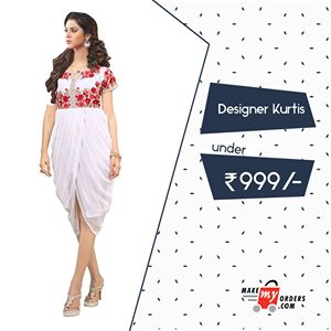 Men & Women Clothing - Store 999/- Exclusively at Makemyorders.com #makemyorders #onlineshopping