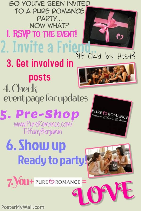 7 best Pure Romance Party Themes images on Pinterest | Party themes ...