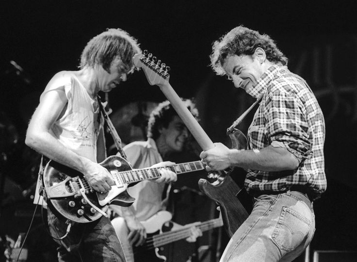 jyc1803:  Neil Young, Billy Talbot & Bruce Springsteen