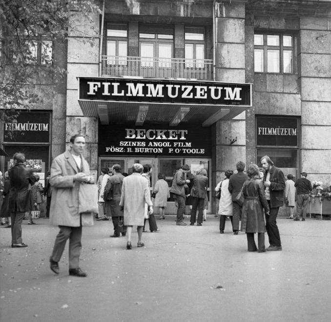 Filmmúzeum, 1972