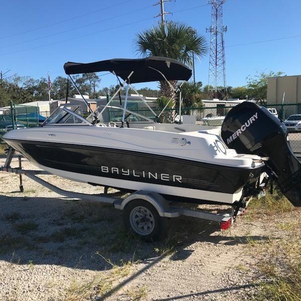 2012 Bayliner Bowrider 170, Jacksonville Beach Florida - boats.com