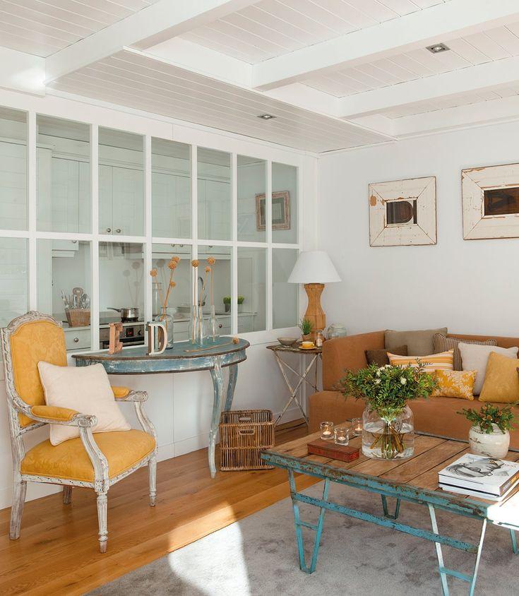 Una casa de 90 metros pensada al milímetro · ElMueble.com · Casas