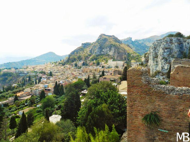 Taormina, in Sicily