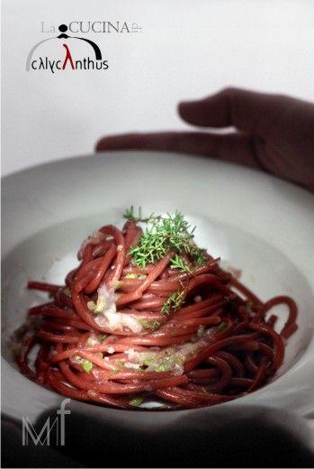 cucina di calycanthus - spaghetti ubriachi