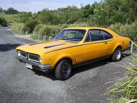 1970 HOLDEN MONARO GTS HG $100000