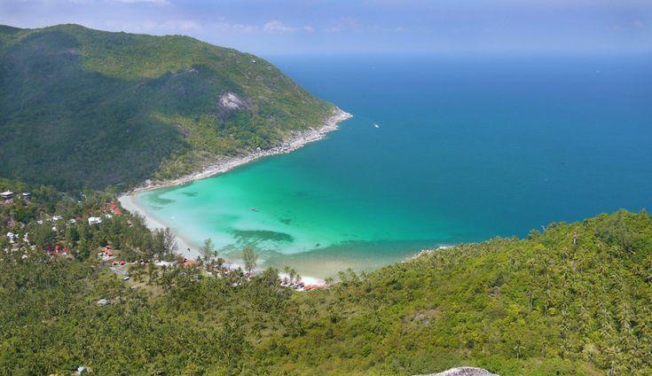 bottle beach Koh Phangan