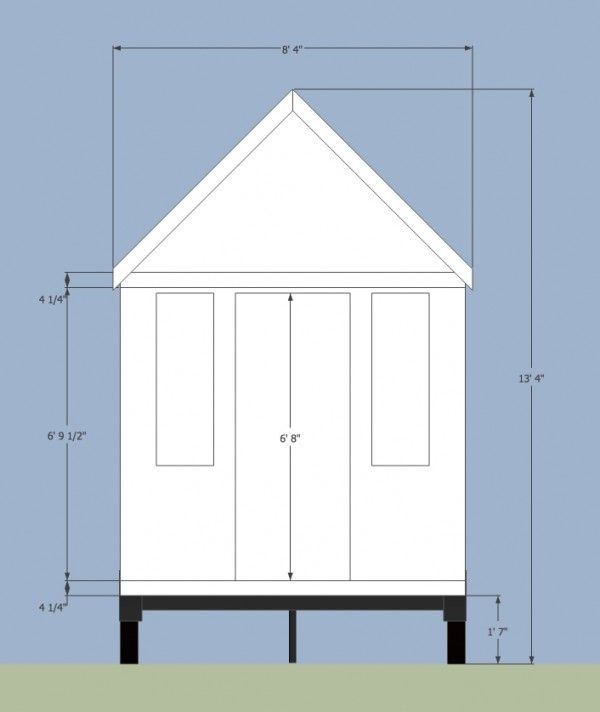 Road Limits for Tiny Houses on Trailers
