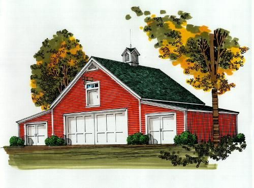 17 best images about pole barns on pinterest shop plans for Open barn plans