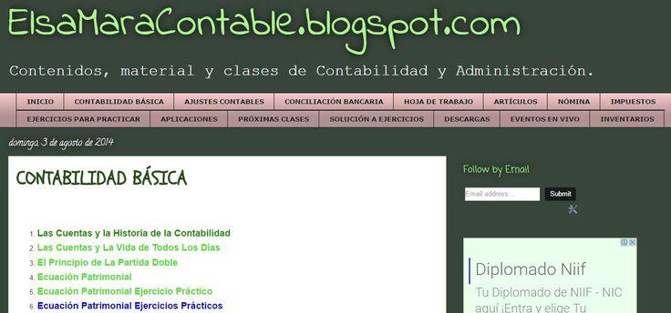 Aprende contabilidad desde cero-- puedes empezar por la primera clase en adelante  http://elsamaracontable.blogspot.com.co/2014/08/2-contabilidad-basica.html