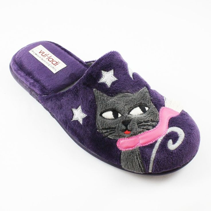 1000 Images About Cat Slippers On Pinterest Wool