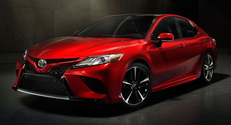 2018 Toyota Camry Opens A New Chapter For The Family Sedan