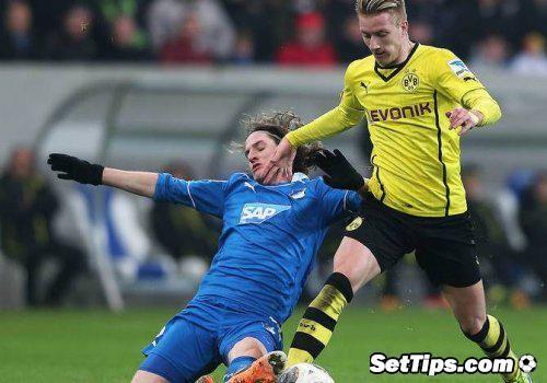 Хоффенхайм - Боруссия Дортмунд прогноз: победа шмелей?