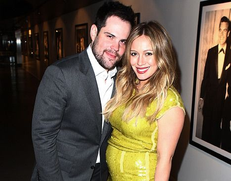 """Hilary Duff: Son Luca Is """"the Most Wonderful, Sweet, Adorable"""" Baby - Us Weekly"""