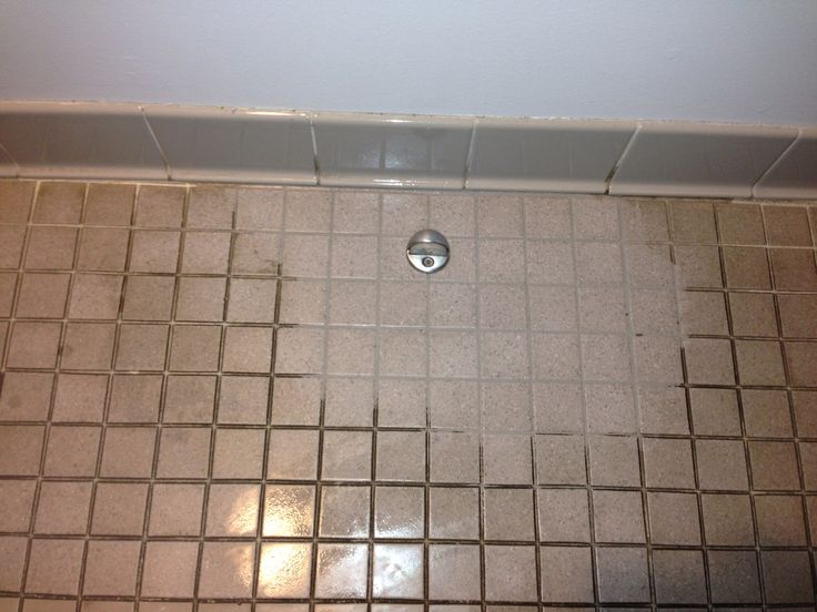 17 Best Images About Tile And Grout Cleaning Sealing Color