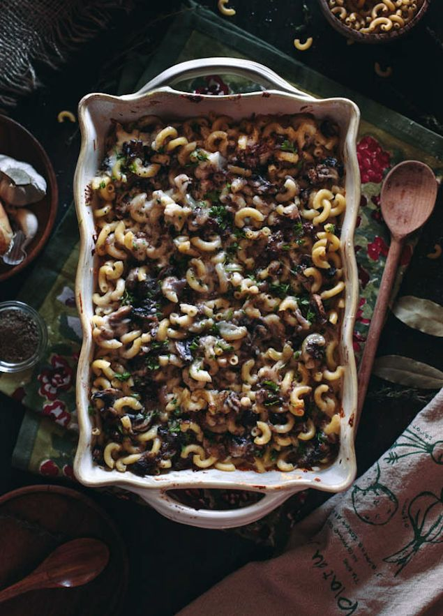 10 Gourmet Mac and Cheese Recipes with Delicious Additions : Honest Cooking