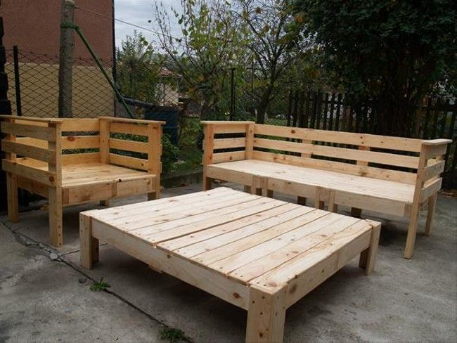 + best ideas about Pallet furniture plans on Pinterest  Diy