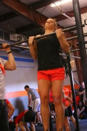 Women and Pull Ups: 3 Secrets for Success You've Probably Never Tried Not much impresses me more in the gym than watching a female knock out a few perfect chest-to-bar pull ups. These days it's becoming more and more common, and women are paying more attention to strength training. It's not at all unusual to see a girl with a big deadlift or squat, though, who still can't do pull ups. So what gives? andrew read, women's fitness, pull ups, chest to bar pull up