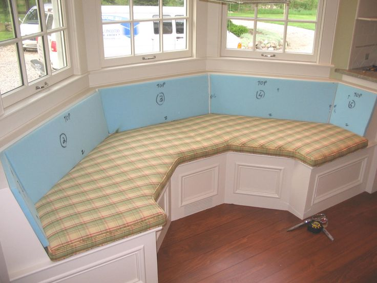Miscellaneous Window Seat Cushion Decorating Ideas