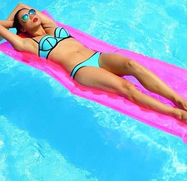 Neoprene Bikinis available at The Bikini Club South Africa - Order on www.thebikiniclub.co.za