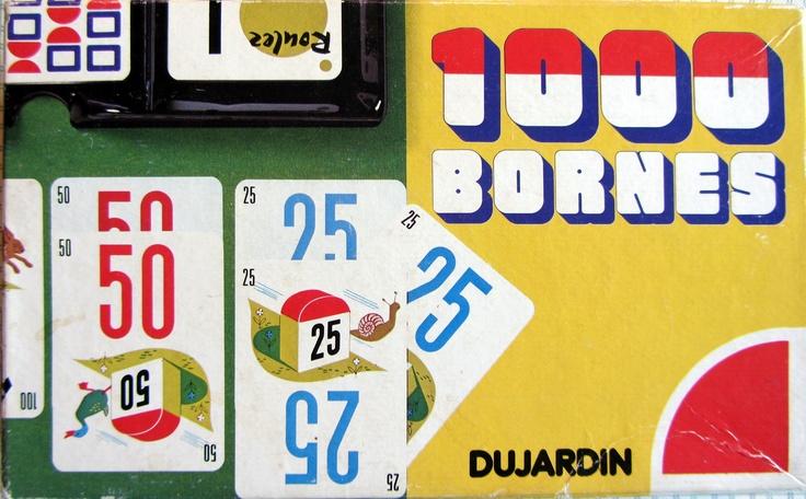 17 best images about vintage mille bornes on pinterest cars vintage and vintage games - Coup fourre mille bornes ...