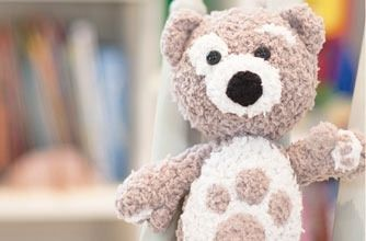 Little Charley Bear Knitting Pattern