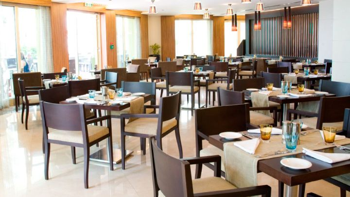 Inner Space in Dubai offers restaurant interior design and fit-out services in UAE.