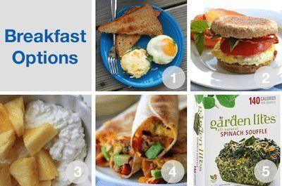 MyFitnessPal Summer Shape-up Meal Plan - Part 1