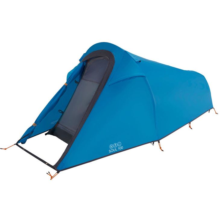 VANGO SOUL 100 - RIVER - 1 PERSON TENT (VTE-SO100-L) CAMPING HIKING