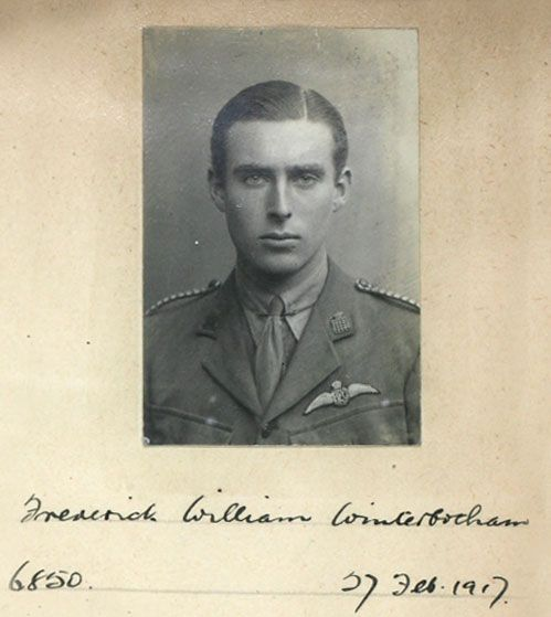 This photograph of Frederick was taken on 27 February 1917. This was probably taken upon the issue of his Aviator's Certificate. - See more at: http://mfo.me.uk/showmedia.php?mediaID=767=1736#sthash.Lou9UYRC.dpuf
