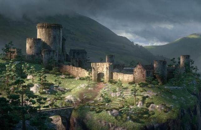 Découvrez les véritables endroits qui ont inspiré les Disney, certains lieux sont magnifiques...