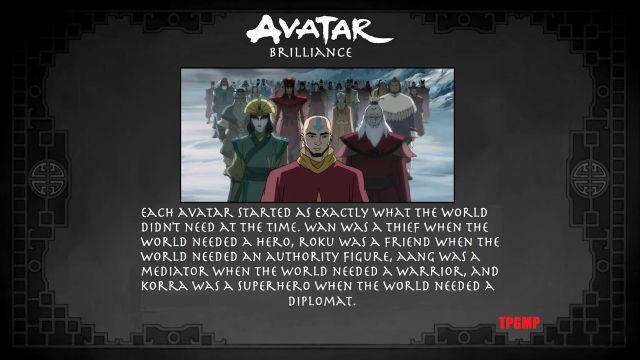 Avatar fun fact