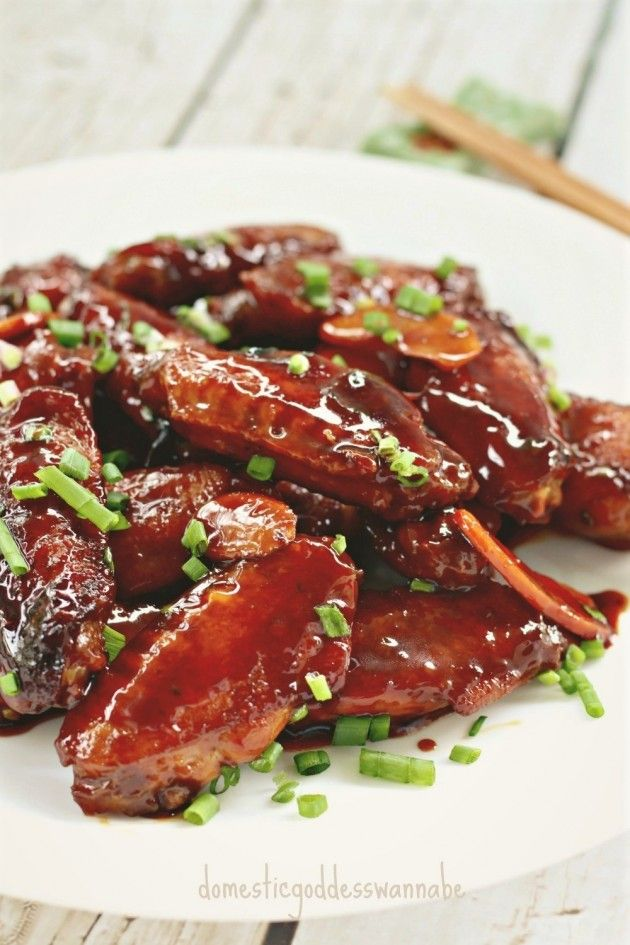 Wuxi Ginger Wine Soy Sauce Chicken