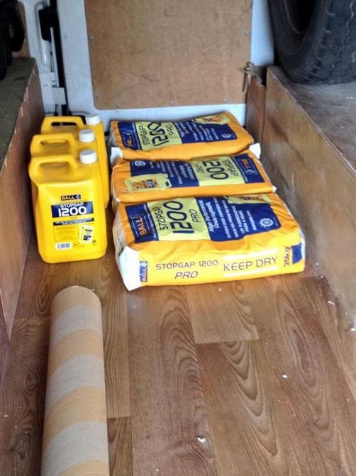 @FBallUK Just picked these up ready for Mondays job, looking forward to using it for the first time!