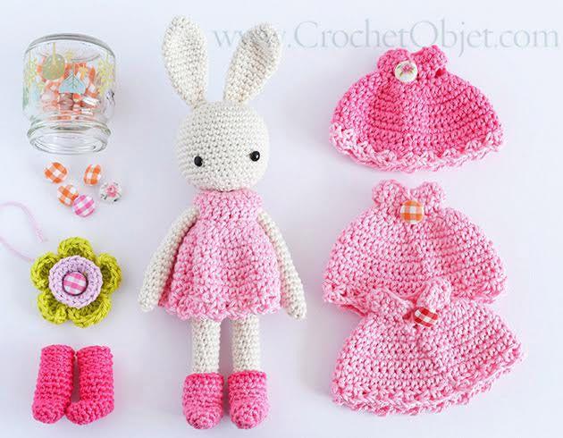 Amigurumi Rabbit Tutorial : Best angie bunny images rabbit bunnies and bunny